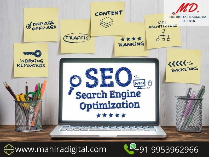 SEO Agency in India