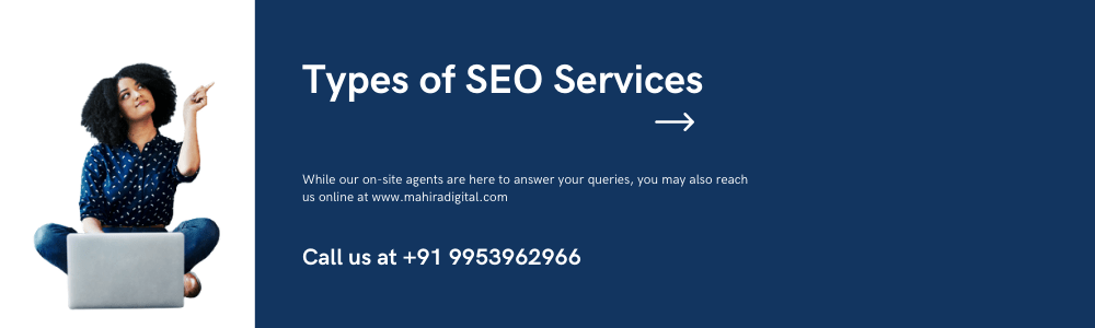 Types of SEO Services